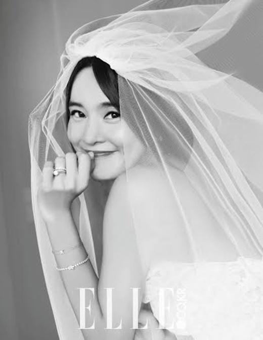 션·정혜영, 결혼 10주년 웨딩화보…행복이 뚝뚝