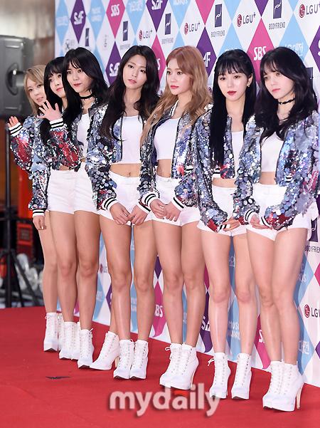 [MD포토] AOA ′천사들의 포즈′